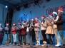 11 decembrie Spectacol cu copiii de la centrele din plasament din județ